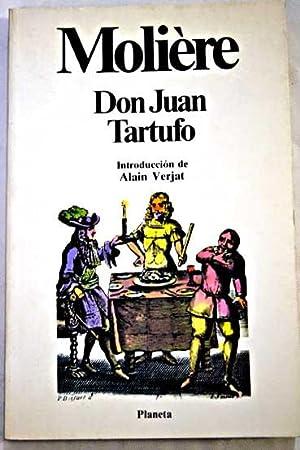 Don Juan o El festín de piedra: Molière