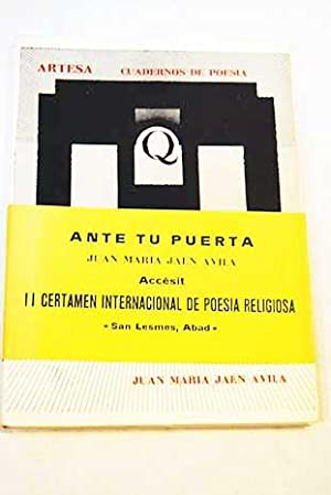 Ante tu puerta: Jaen Ávila, Juan