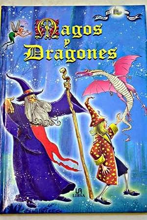 Magos y dragones: Martínez, Fernando