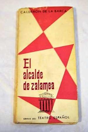 El alcalde de Zalamea: Barca, Calderón de