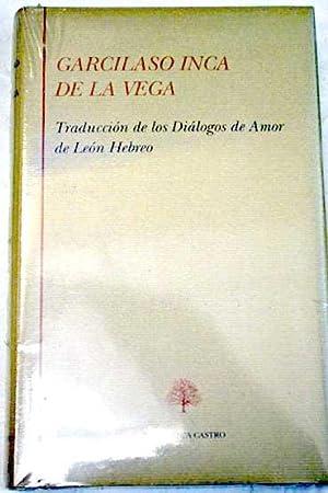 Traducción de los Diálogos de amor de: León Hebreo