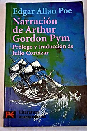 Resultado de imagen de narración de arthur gordon pym imagenes