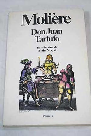 Don Juan o El festín de piedra;: Molière