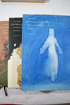 Divina comedia: edicion bilingue (3 Vols.): Dante Alighieri