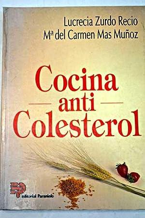 Cocina anticolesterol: Zurdo, Lucrecia