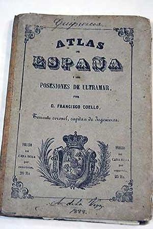 Atlas de España: Coello, Francisco