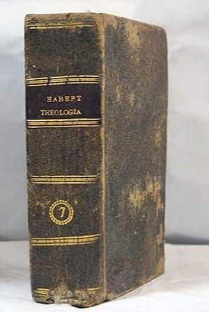Theología dogmatica et moralis. Tomo VII: Habert, Ludovico D.
