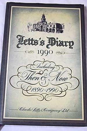 Letts?s Diary 1990: VV. AA