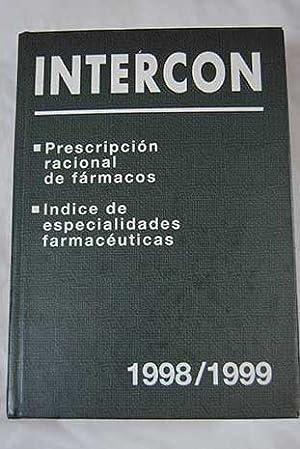 Intercon 1998-1999: manual de prescripción racional de