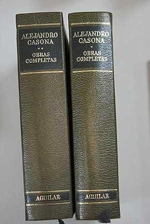 Obras completas: Casona, Alejandro