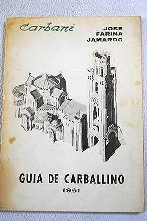 Guía de Carballino: Fariña Jamardo, José
