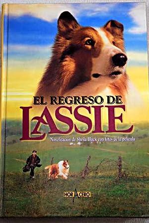 El regreso de Lassie: Black, Sheila