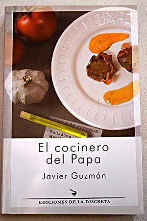El cocinero del Papa: Guzmán, Javier