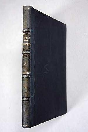 Lecciones de literatura, segunda parte: preceptiva de: Navarro y Ledesma,