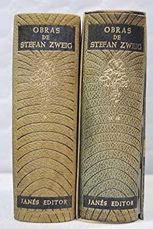 Obras de Stefan Zweig: Zweig, Stefan
