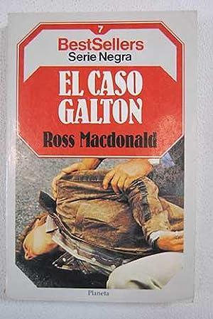 El caso Galton: Macdonald, Ross