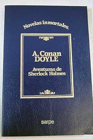 Aventuras de Sherlock Holmes: Conan-Doyle, Arthur