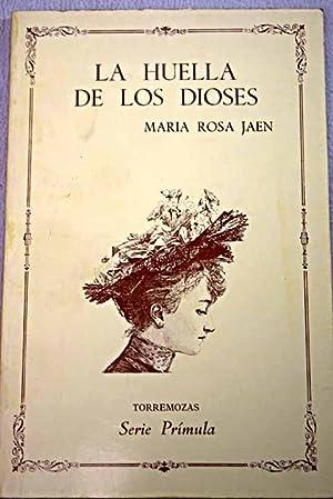 La huella de los dioses: Jaén Moreno, María