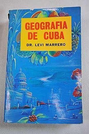 Geografía de Cuba: Marrero, Leví.