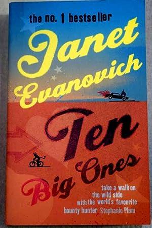 Ten big ones: Evanovich, Janet