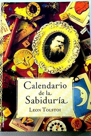 Calendario de la sabiduría: Tolstoi, Leon