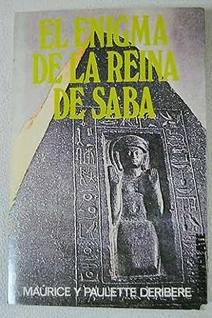 El enigma de la Reina de Saba: Déribéré, Maurice ;