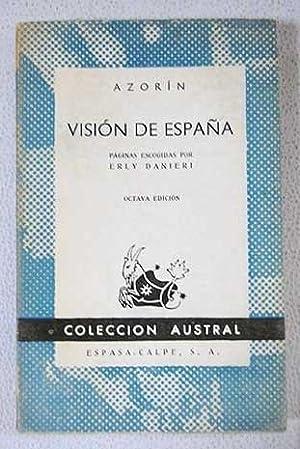 Visión de España: Martinez Ruiz, José