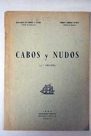 Cabos y nudos: García de Paredes