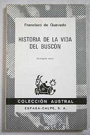 Historia de la vida del Buscón: Quevedo, Francisco de