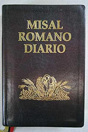 Misal Romano Diario: Propio del Tiempo, Propio: VV. AA