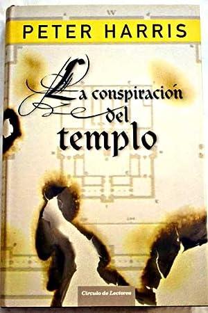 La conspiración del templo: Harris, Peter