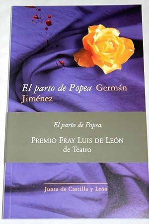 El parto de Popea: Jiménez, Germán