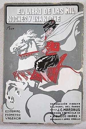 El libro de Las mil noches y: VV. AA