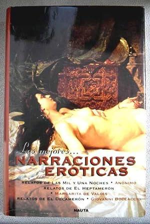 Las mejores narraciones eróticas: VV.AA.