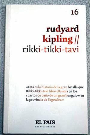 Rikki-tikki-tavi: Kipling, Rudyard