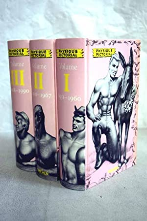The complete reprint of Physique pictorial: Mizer, Bob