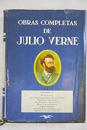 Obras completas de Julio Verne, Tomo IV: Verne, Julio