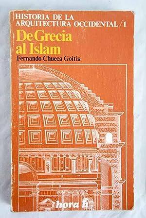 Historia de la arquitectura occidental. I. De: Chueca Goitia, Fernando