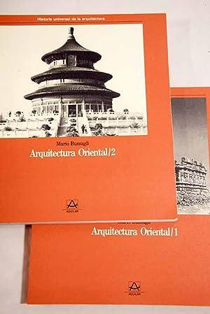 Arquitectura oriental: Bussagli, Mario