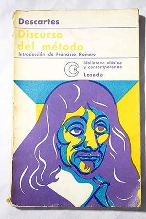 Discurso del método: Descartes, René