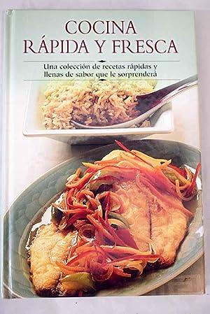 Cocina rápida y fresca