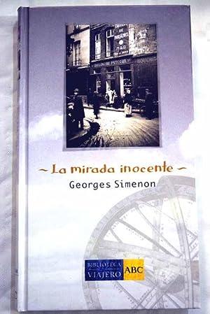 La mirada inocente: Simenon, Georges