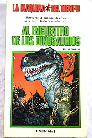 Al encuentro de los dinosaurios: Bischoff, David