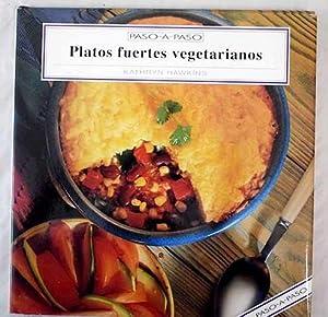 Platos fuertes vegetarianos: Hawkins, Kathryn