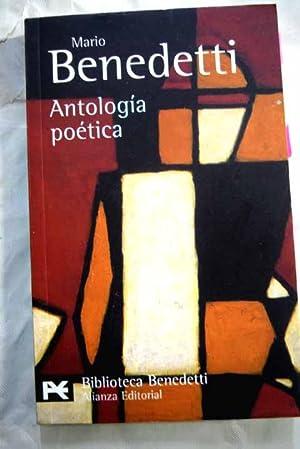Antología poética: Benedetti, Mario