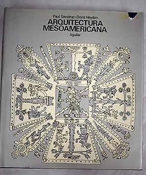 Arquitectura mesoamericana: Gendrop, Paul