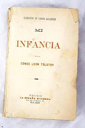Recuerdos de mi infancia: Leon Tolstoy, Conde