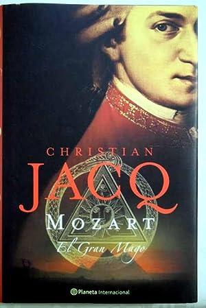 El gran mago: Jacq, Christian