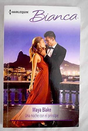 Una noche con el príncipe: Blake, Maya