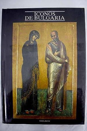Iconos de Bulgaria: Paskaleva, Kostadinka